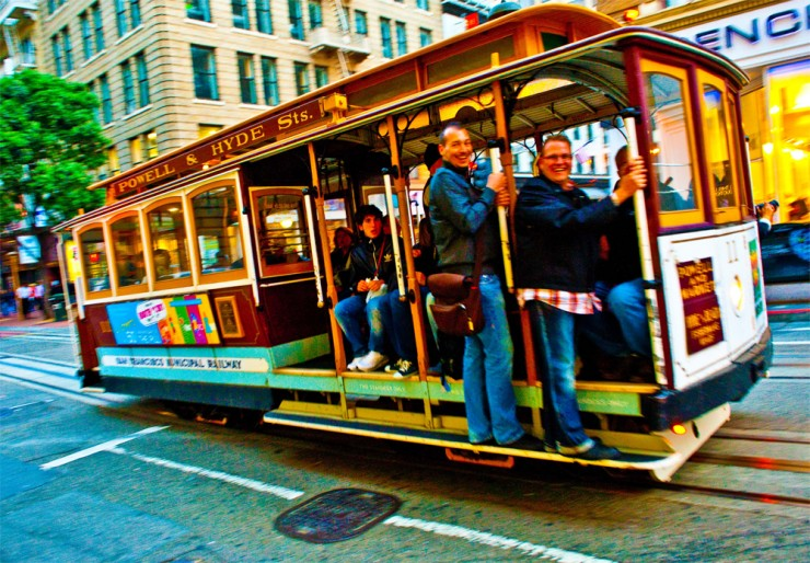 Top Trolley-SF2