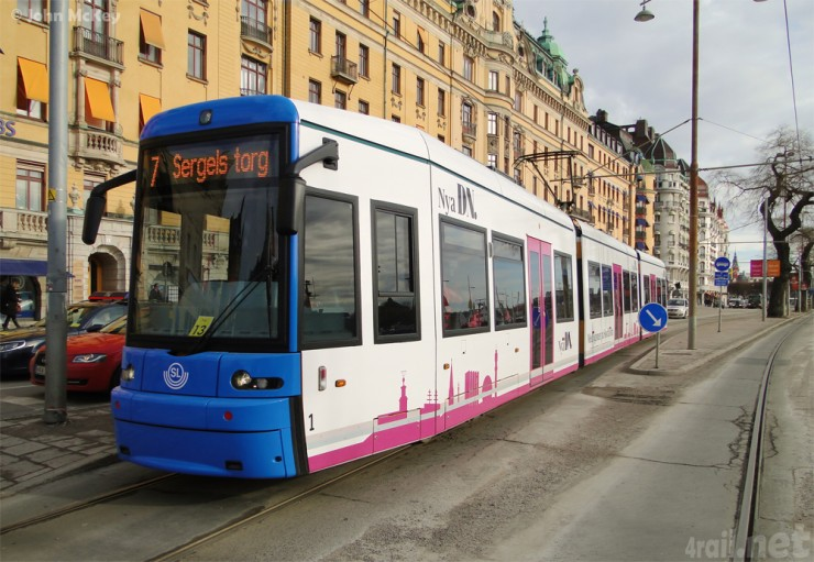 Top Trolley-Stockholm-Photo by John McKey
