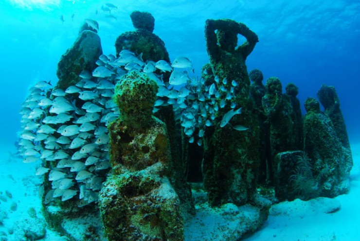 Top Underwater-Cancun