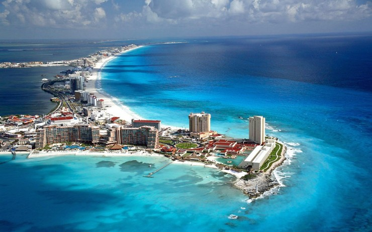 Top Winter Escapes-Cancun