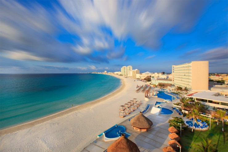 Top Winter Escapes-Cancun2
