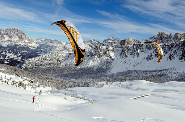 Top Winter-Kiting-Photo by Flysurfer5