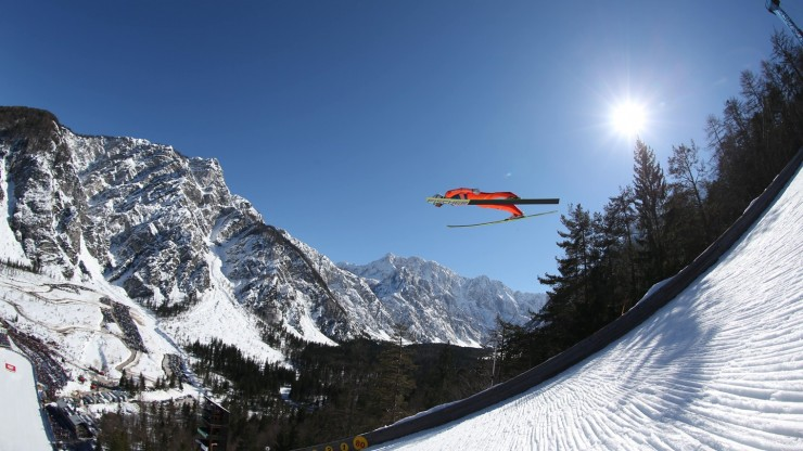 Top Winter-Skijump