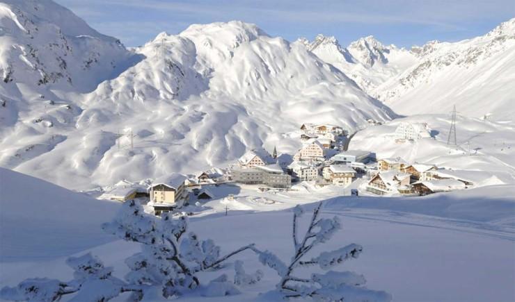 استراحتگاه های اسکی محبوب