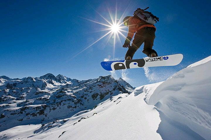 استراحتگاه های اسکی محبوب آرلبرگ