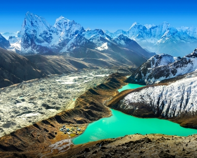 Top 10 Gorgeous Lakes in the Himalayas