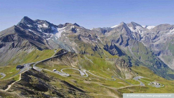 بالاترین قله در کشور اتریش