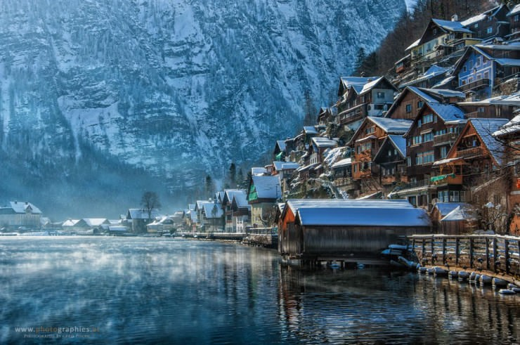 Hallstatt-Photo by Gerd Pischl