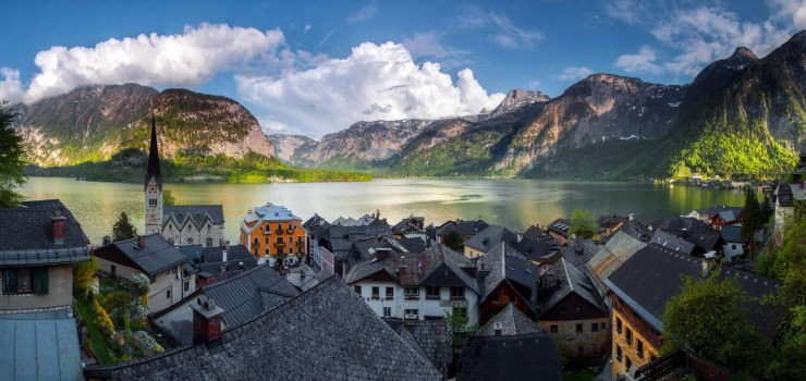 Hallstatt-Photo by Michail Vorobyev