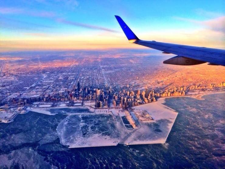 Michigan-Photo by Hank Cain
