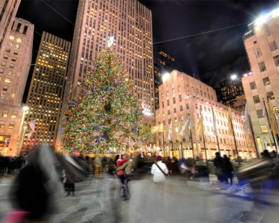 Top 10 Christmassy American Cities