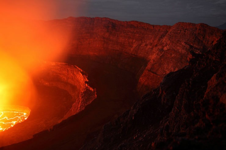 Nyiragongo-Photo by Richard Roscoe