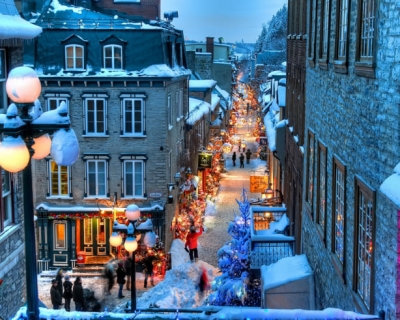 Top 10 Christmas Towns and Villages