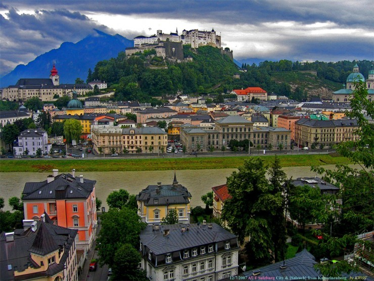 Salzburg-Photo by Kwot