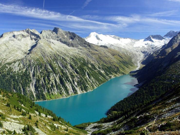 دریاچه Schlegeis