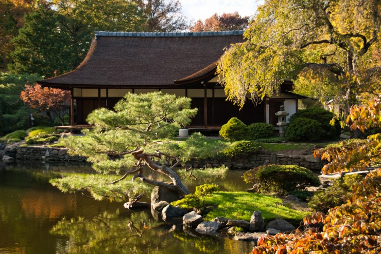 Shofuso & Top 10 Wonderful Japanese Gardens | Places To See In Your Lifetime