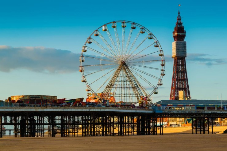 Top Coastal-Blackpool