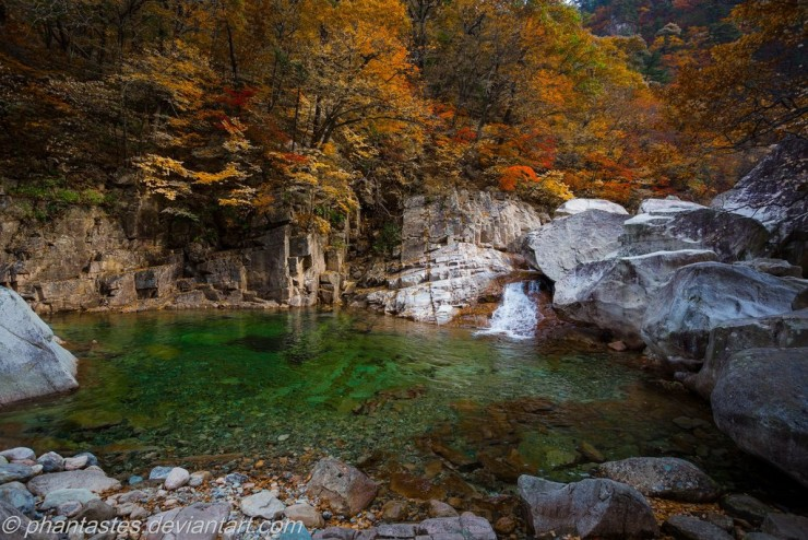 Top Forested-Soraksan-Photo by phantastes
