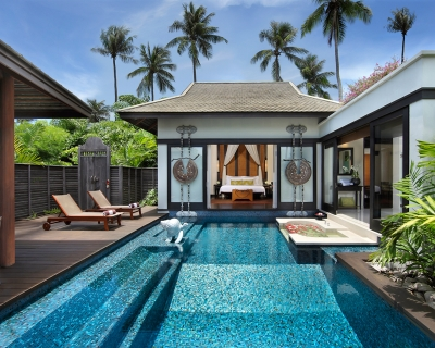Wonderful Holiday in Anantara Phuket Villas, Thailand