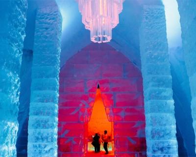 Top 10 Wonderful Winter Dwellings