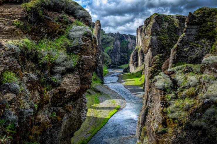 Fjaðrárgljúfur-Photo by Gretar Skulason