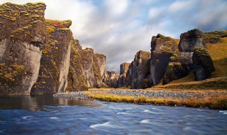 Fjaðrárgljúfur-Photo by Snorri Thor Tryggvason