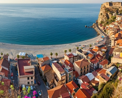 Scilla – a Postcard-Pretty Fishing Village in Italy