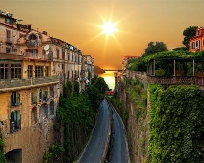 Sorrento – a Coastal Jewel of Campania, Italy