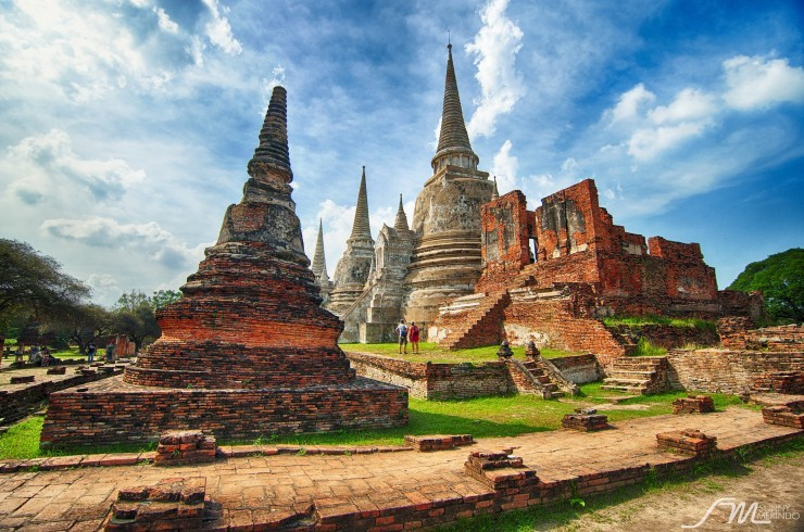 Ayutthaya-Photo by Sunny Merindo