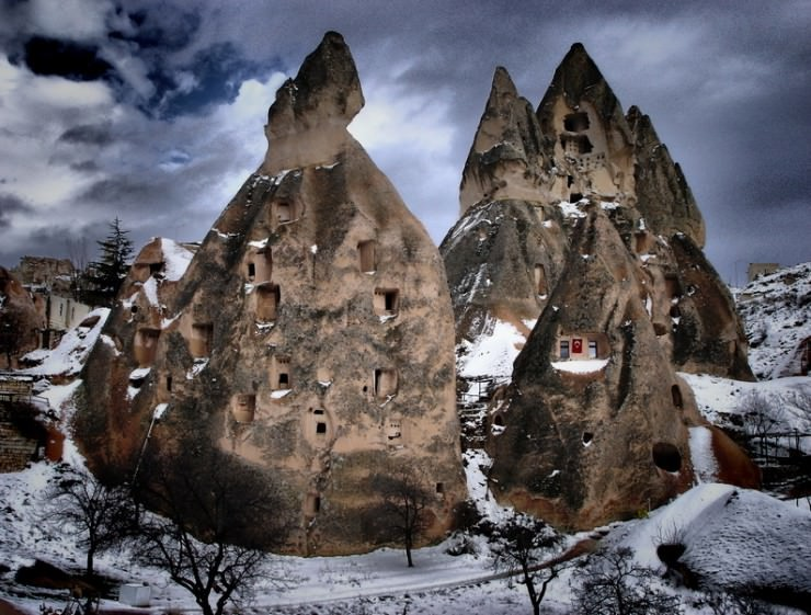 Cappadocia-Photo by Cagdas Kara
