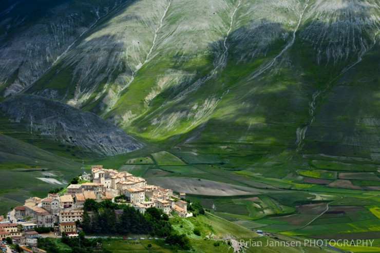 Castelluccio-Photo by Brian Jannsen Photography