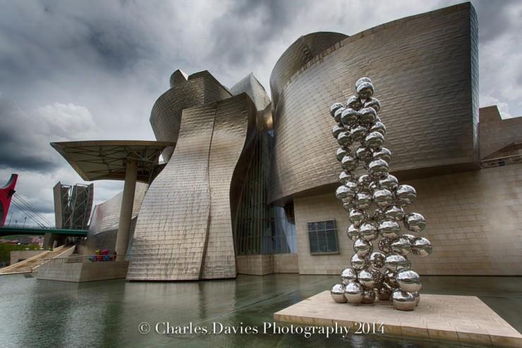Guggenheim-Photo by Charles Davies