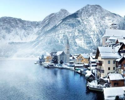 Top 10 Idyllic Winter Villages