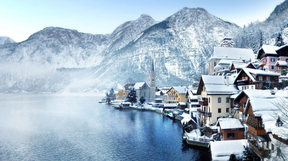 Top 10 Idyllic Winter Villages