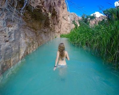 Top 10 Unusual Bathing Spots