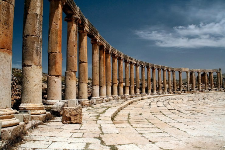 Jerash-Photo by Rinske Koster