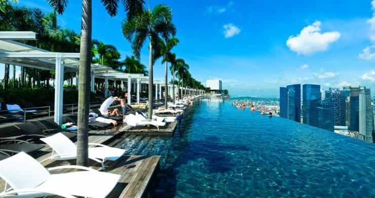 جاذبه های معروف جهان در سنگاپور