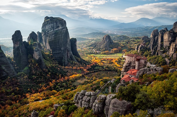 Meteora-Photo by Darby Sawghuk