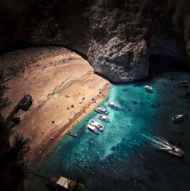 Navagio-Photo by Dragan Todorović