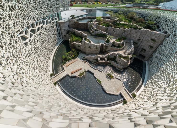 موزه طبیعی شانگهای، چین