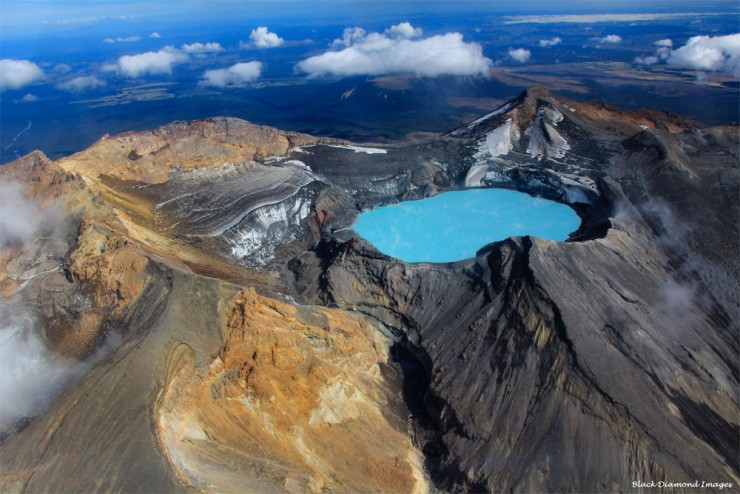 Tongariro-Photo by Black Diamonds Images