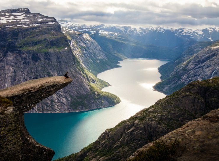 Trolltunga-Photo by Irena Prikryl