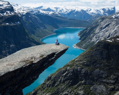Top 10 Places to Stand on the Edge of the World
