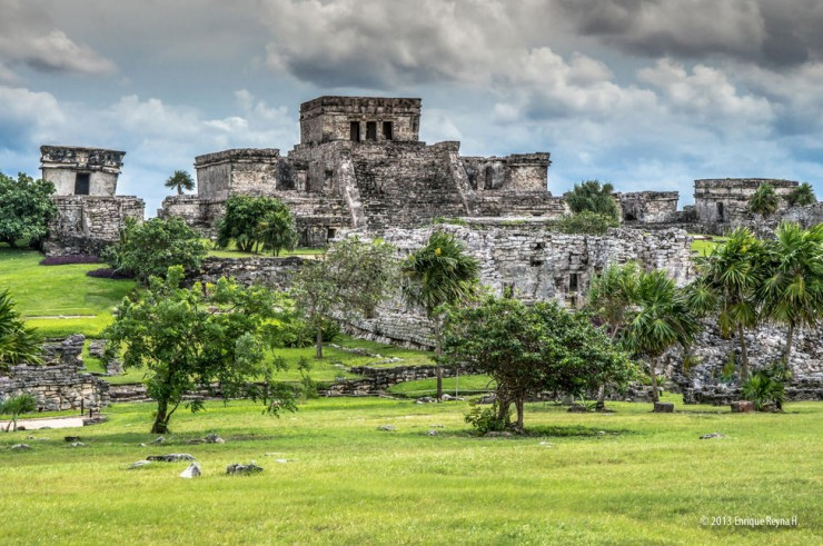 Tulum-Photo by Enrique Reyna H.