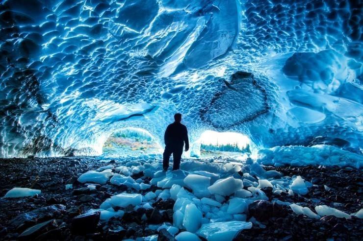 Caves-Photo by Michael Matti