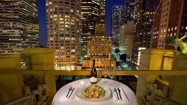 Restaurants Near Downtown Atlanta Hilton