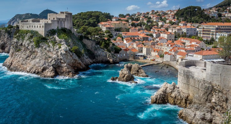 Dubrovnik-Photo by Cory Schadt