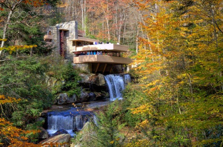 Fallingwater-Photo by Andrew Rhodes