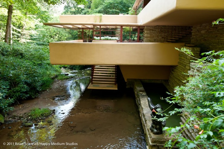 Fallingwater-Photo by Brian Scannell