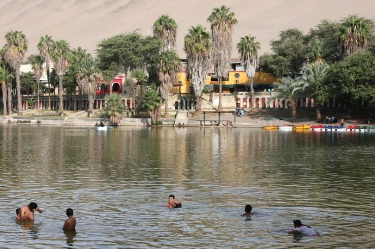 Huacachina-Photo by Alex Proimos